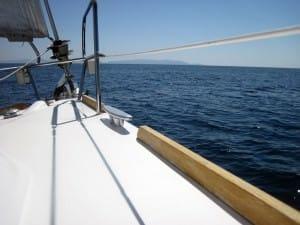 sailing california