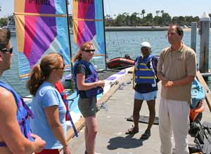 Become a Sailing Instructor