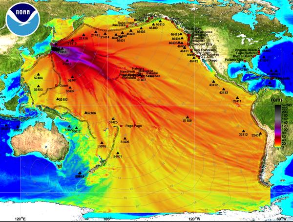 tsunami noaa