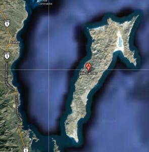 isla carmen