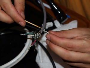 wiring SSB radio