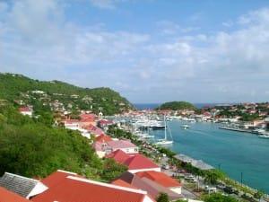 Gustavia Inner Harbor