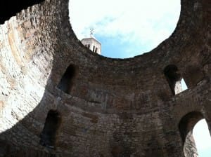 Dome in Diocletian's Palace