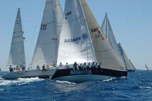 sailing racing