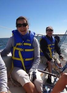 sailing lifejackets