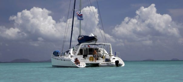 Catamaran Sailing – What's the Difference?
