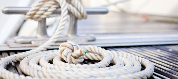 Three Essential Sailing Knots