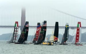 americas cup san francisco bay