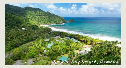 rosalie bay resort
