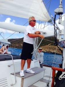 sails up!