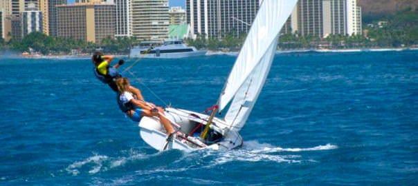 News - Dinghy vs Yachts