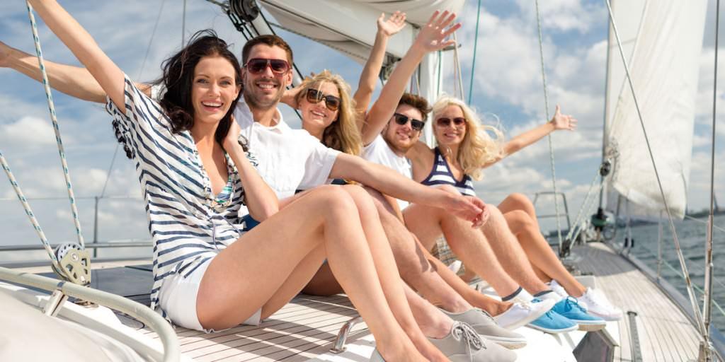 Sail into a new world of member benefits & savings