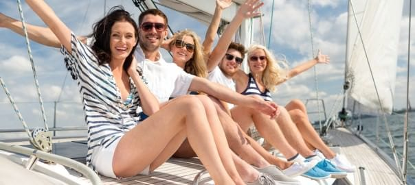 Sail into a new world of member benefits & savings
