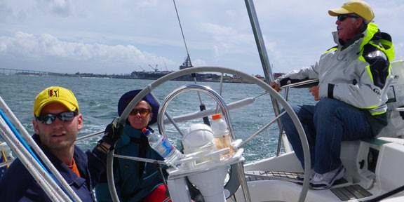 ASA Sailing School | ASA Certification | Learn To Sail Lessons