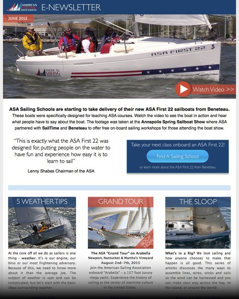 ASA E-Newsletter, June 2015