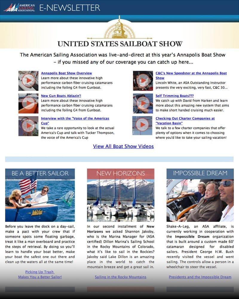 ASA E-Newsletter, October 2015