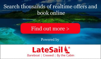 Find My Charter / LateSail