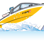 Online Boater Education Card / License