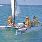 Beaches Resorts Sailing