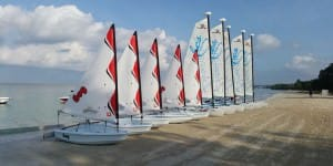 Beaches Resorts Sailing
