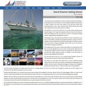 Island Dreamer Sailing School