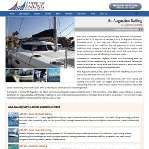 St. Augustine Sailing