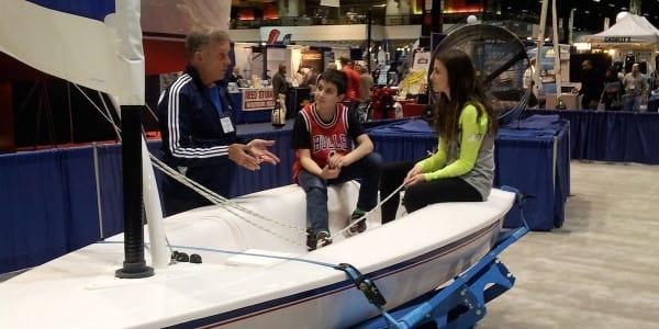 ASA Sailing Simulator