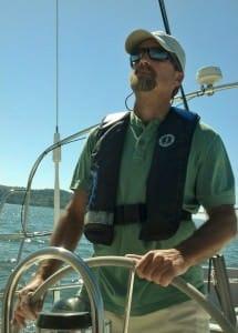 Outstanding Instructor Steve Klump