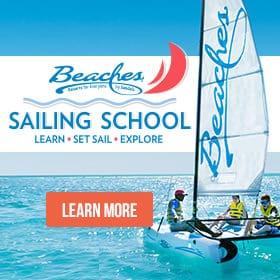 Beaches Learn To Sail