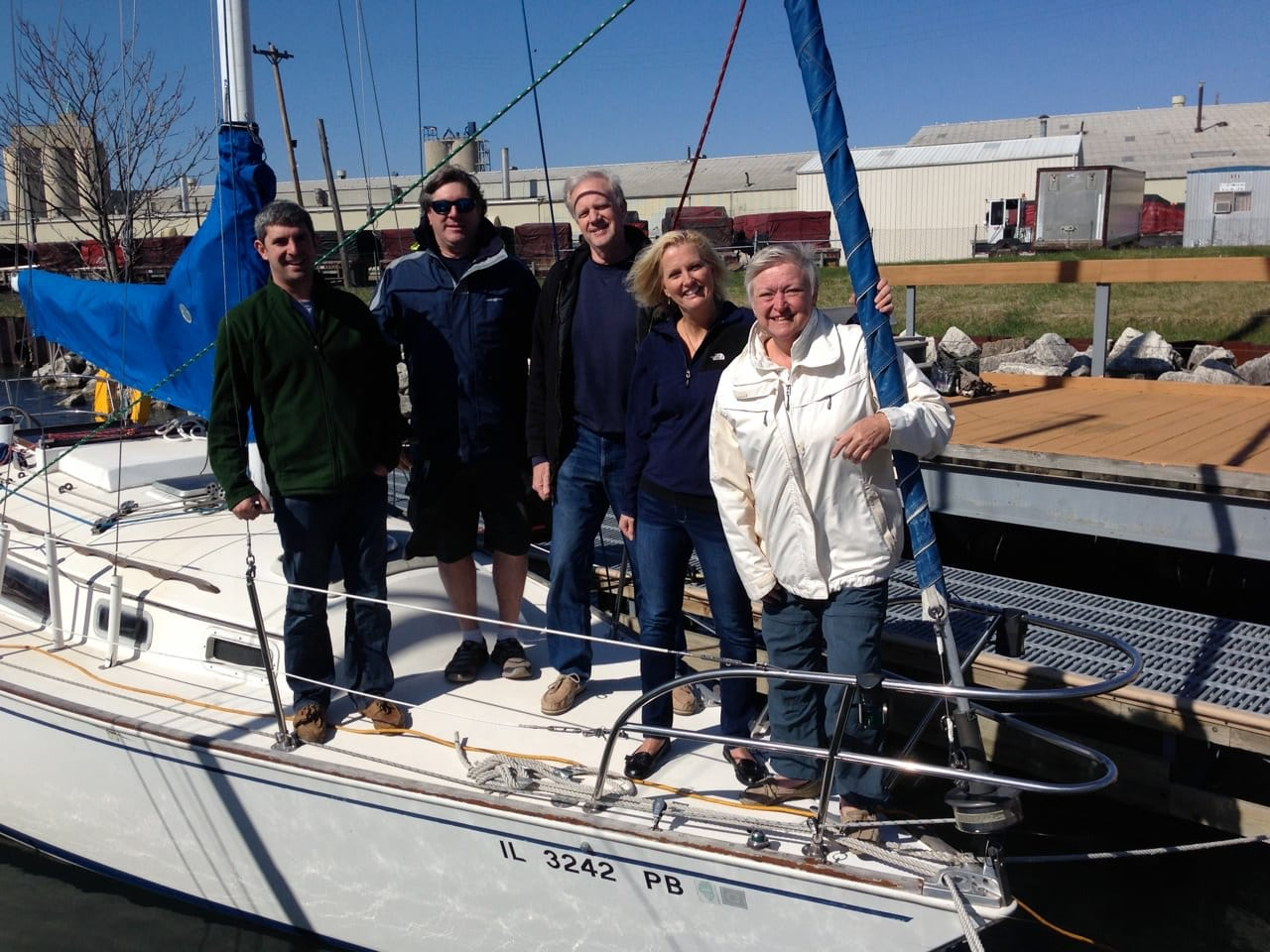 IQC at Sea Safaris Sailing School