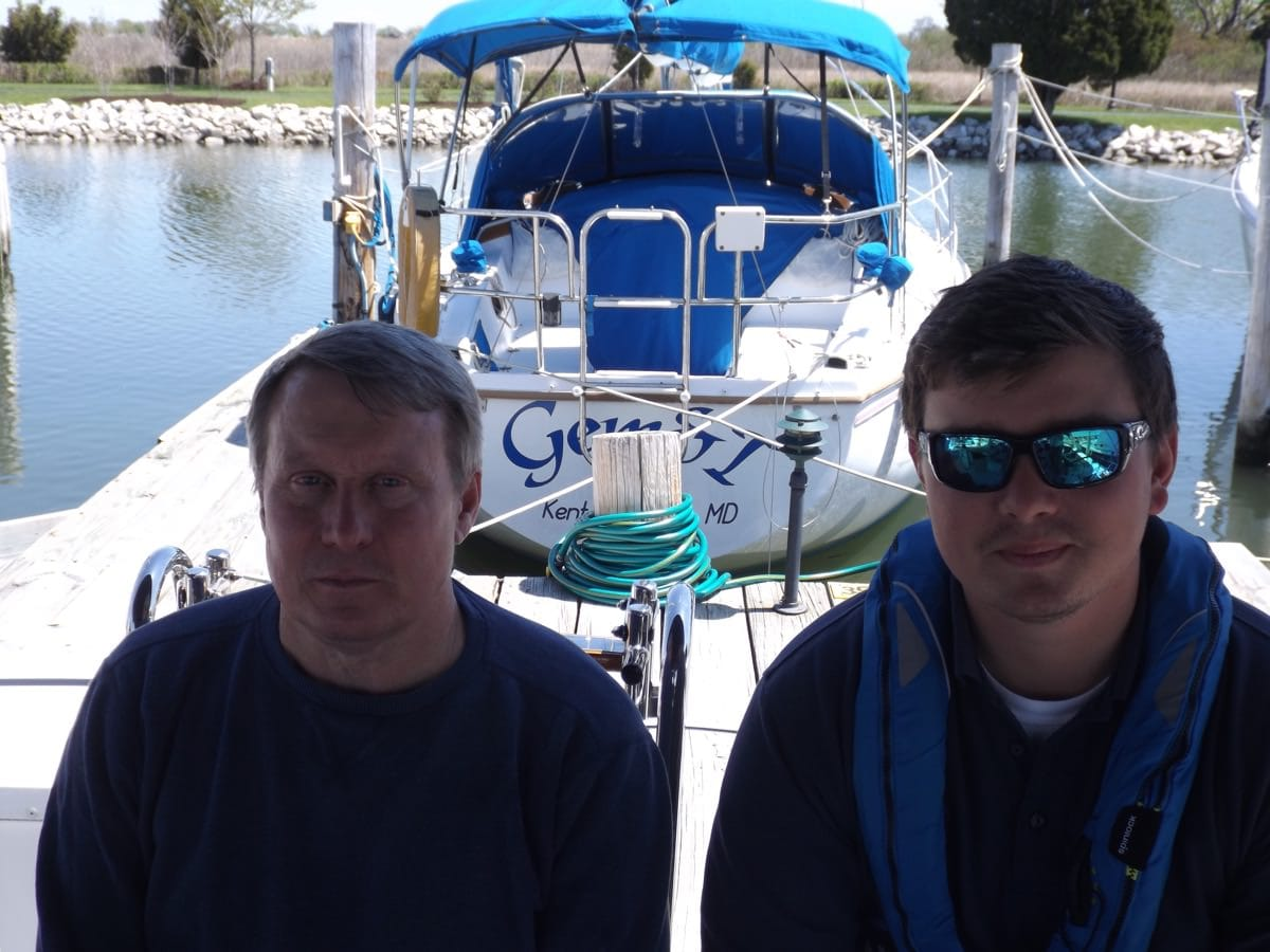 IQC 218 Sailing Instructor Graduates