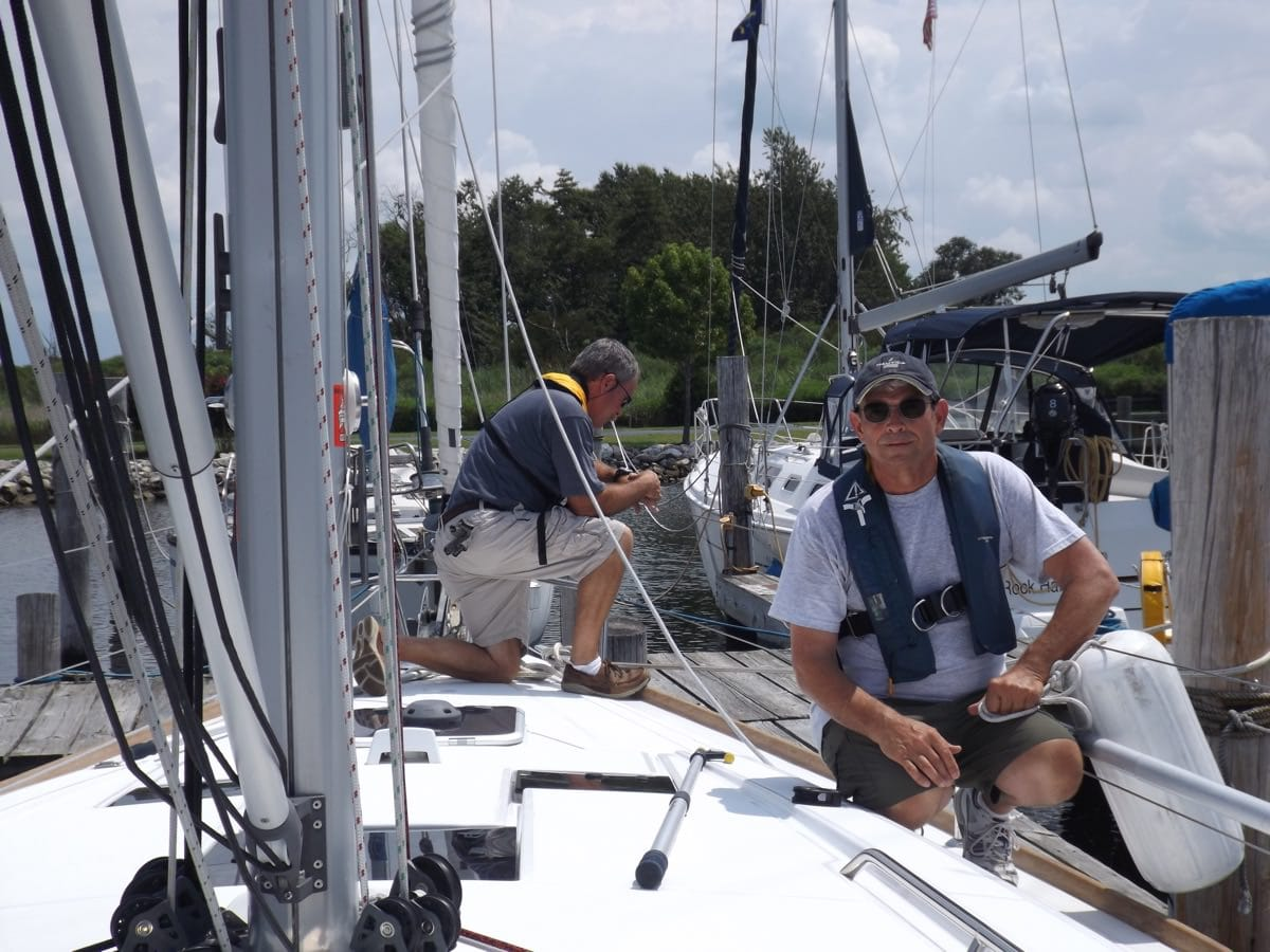 IQC at R&R Charters and Sail School