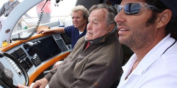 President Bush and the Impossible Dream