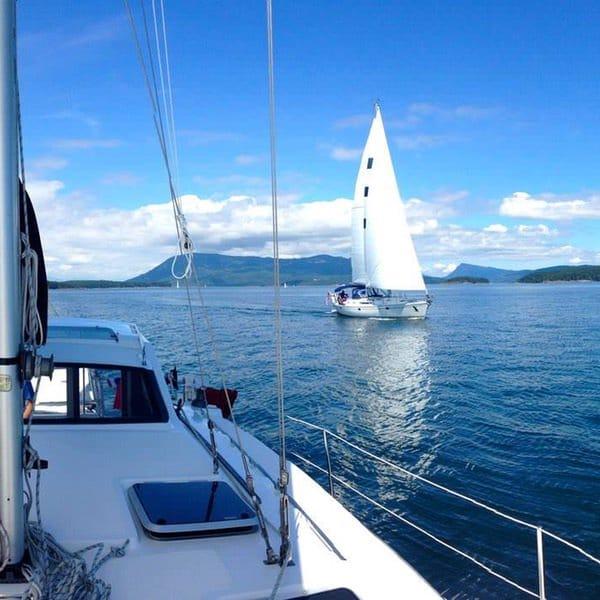 Sailing Certification - Sailing Flotillas