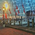 Rise and Shine… It's boat show time…
