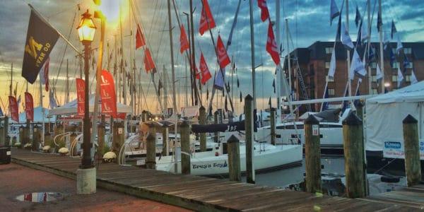 Annapolis Boat Show 2015