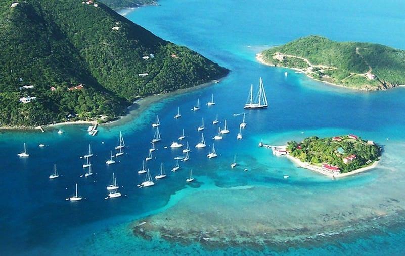 Arabella Marina Cay