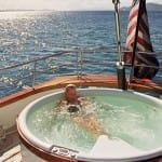 Arabella Amenities Hot Tub