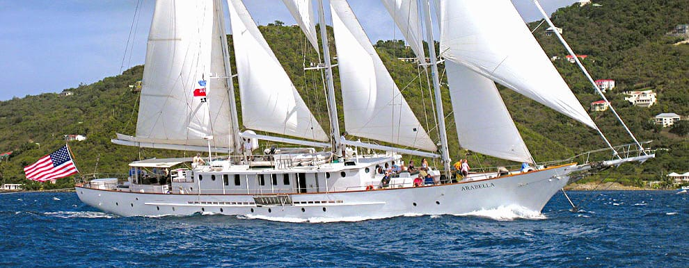 Arabella Sailing Vacation BVI