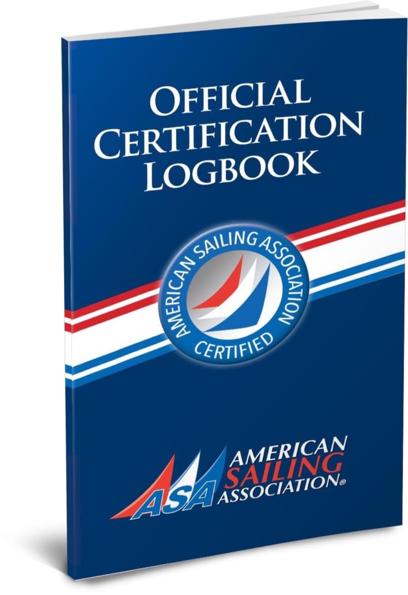 Asa sailing certifications asa official certification logbook xflitez Images