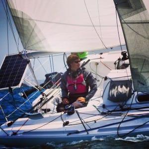 Nik Vale, ASA Certified Sailing Instructor