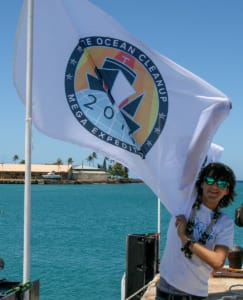 Boyan Slat, The Ocean Cleanup