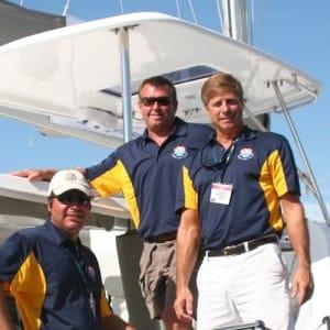 St Petersburg Sailboat Show ASA Certified Instructors
