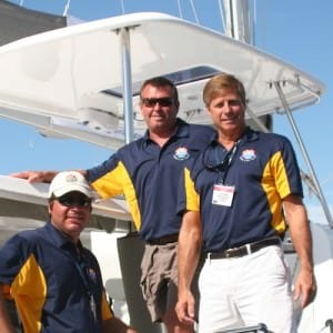 St Petersburg Sailboat Show ASA Certified Instructors