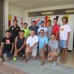 TMS Tainan Sailing School, Taiwan.