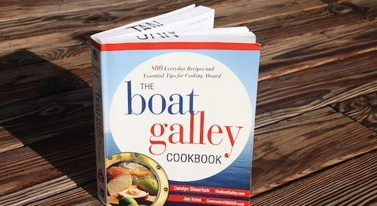 Boat Galley Cookbook