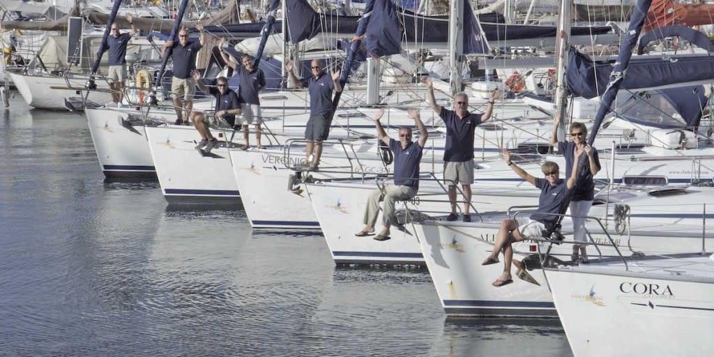 Canary Sail, Spain - ASA Certified Sailing School