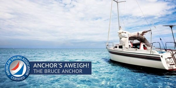 Anchors Aweigh - The Bruce Anchor