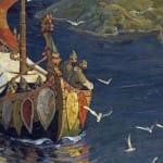 ASA 121, Viking Navigation