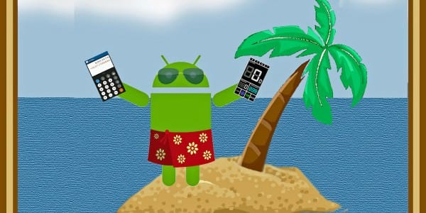 Digital Sailing Android Gets Handy